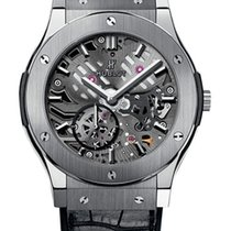 Hublot Classic Fusion 42mm Classico Ultra Thin Skeleton...