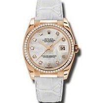 Rolex Unworn 116185 Rose Gold 36mm Datejust -Rose Gold -...