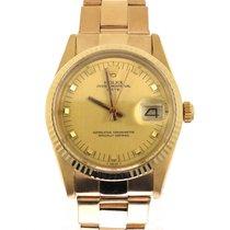 Rolex Date Oro Giallo Ref. 1500