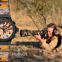 Hublot Big Bang Desert
