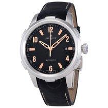 Perrelet Class-T Automatic Black Dial Men's Watch