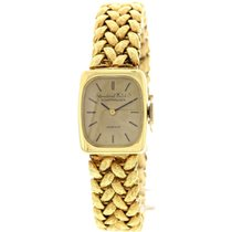 IWC Vintage IWC Schaffhausen 18K Yellow Gold Watch By Tiffany...