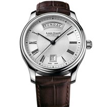 Louis Erard HERITAGE DIAL SILVER 40 mm 67258-AA21