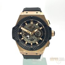 Hublot King Power Unico King Gold Carbon 701.OQ.0180.RX  aus 2015