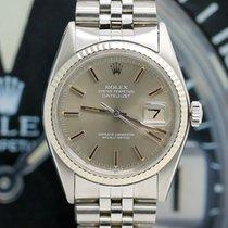 Rolex Datejust Stahl/WG Lünette Ref:16014 von 1978-1979