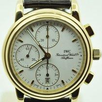 IWC - Amalfi Chronograph Gold - IW3703 - Men - 1990-1999