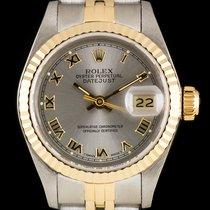 Rolex Datejust Steel & Gold 69173