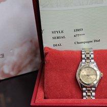 Tudor Rolex  15853 Ladies Monacrh Ii 14k Yellow Gold &...
