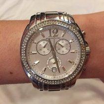 Michael Kors Chronograph Glitz Watch