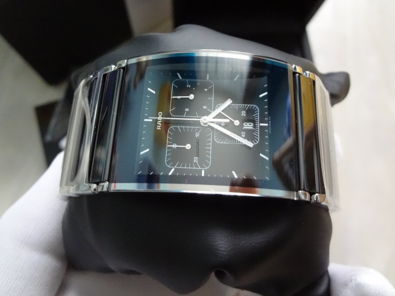 Rado integral chronograph