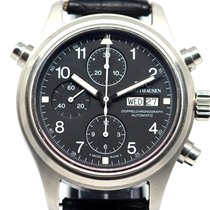IWC Flieger Doppelchrono Split Second