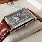 Jaeger-LeCoultre Reverso Reserve de Marche Platinum 950 (42 x...