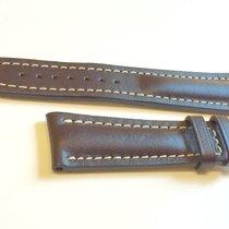 Breitling Strap Cinturino 22x18 Dark Brown