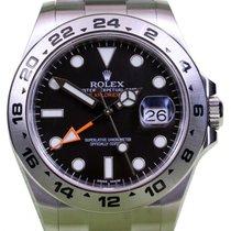 롤렉스 (Rolex) Explorer II Steve McQueen 216570 Men's 42mm...