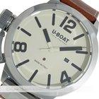 U-Boat Classico Chronograph 53 mm Stahl 7121