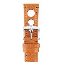 Hirsch Uhrenarmband Rally Artisan goldbraun L 05102070-2-18 18mm