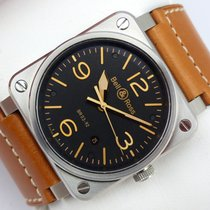 Bell & Ross BR 03-92 Golden Heritage Automatic - Box &...