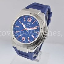 IWC Mission Earth Blue Dial