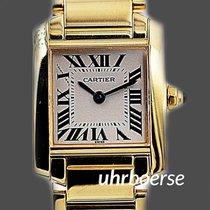 Cartier Tank Francaise in Gelbgold 18kt um 2000