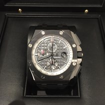 Audemars Piguet Royal Oak Offshore Ceramic Black Dial 26405CE....