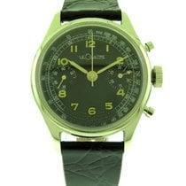예거 르쿨트르 (Jaeger-LeCoultre) Stainless Steel Screw Back Chronograph