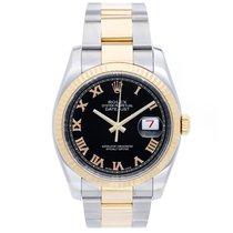 Rolex Men's 2-Tone Datejust Watch 116233