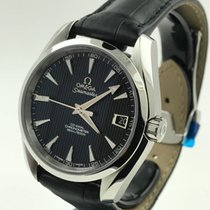 Omega Seamaster Co-Axial LC100 231.13.39.21.01.001