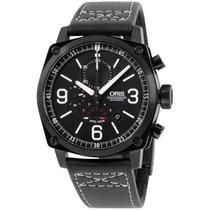Oris Bc4 Chronograph Automatic Men's 45 Mm Watch 674763347...
