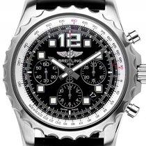 Breitling Chronospace Chronograph Stahl Automatik Armband...