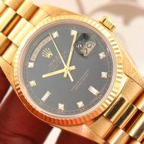 Rolex Men's President ref.18038  18K Yellow Gold Factory...