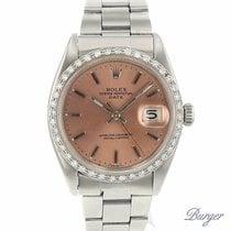 ロレックス (Rolex) Oyster Perpetual Airking/Date Diamonds