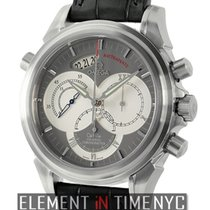 Omega De Ville Chronoscope Co-Axial Rattrapante 41mm Steel...