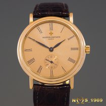 Vacheron Constantin Patrimony 18K Gold  34 mm Men's
