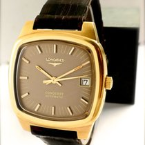 Longines Vintage Oro Giallo/Gold Conquest Automatic Ref. 6651