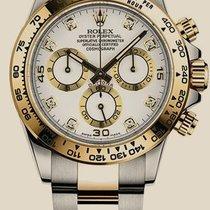 Rolex Daytona Cosmograph White Diamonds