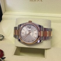 Rolex Datejust 116201 - 36mm Box & Papers 2009
