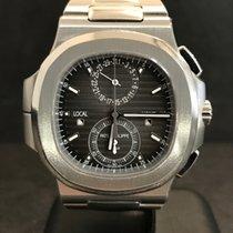 Patek Philippe 5990/1A-001 Nautilus Travel Time Chronograph