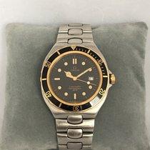 Omega Seamaster Pre-Bond 41mm Gold&Steel Watch