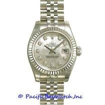 Rolex Datejust Ladies 179174 Pre-Owned
