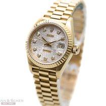 Rolex Datejust Lady Ref-69178 Diamond Dial Bj-1997