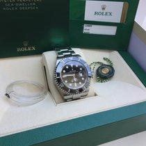 Rolex Seadweller Scritta Rossa Ref.126600