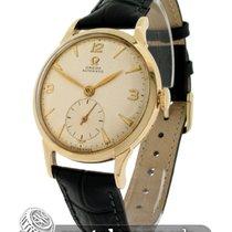 Omega Vintage Gents Dennison Dress Watch 9ct