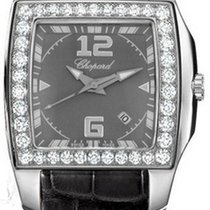 Chopard Two O Ten Stainless Steel & Diamonds ladies Watch