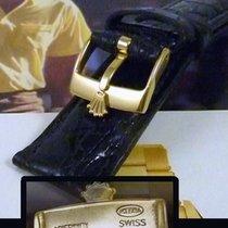 勞力士 (Rolex) ROLEX Style 16mm Logo Buckle 18k Gold Plate 19mm...