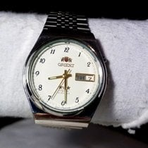 Orient VINTAGE ORIENT 3 STAR CRYSTAL 21 JEWELS AUTOMATIC