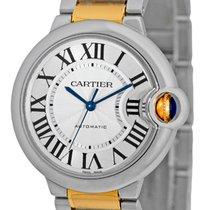 "Cartier ""Ballon Bleu"" 36mm Automatic."