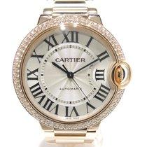 Cartier Ballon bleue Or rose Diamonds