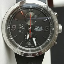 Oris TT1 Chronograph Stainless Steel