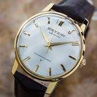 Seiko Crown Special Diashock Solid 18k Gold Watch C1960 Eb152