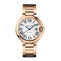 Cartier Ballon Bleu Automatic Mid-Size Watch Ref W69004Z2